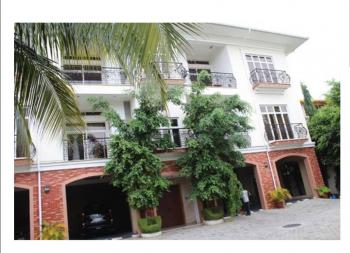 Serviced 3 Bedroom Apartment @ Banana Island, 2nd Avenue Street, Banana Island, Ikoyi, Lagos, Flat for Rent