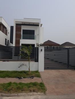 Luxury Newly Built 5 Bedrooms Fully Detached Duplex, Pinnock Estate, Osapa, Lekki, Lagos, Detached Duplex for Sale