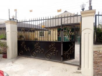 Private Four Bedroom with Bq, Osubi, Close to The Airport, Warri, Delta, Detached Bungalow for Sale