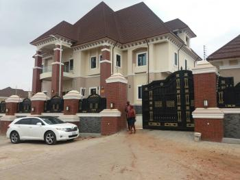 7 Bedroom Duplex with 2 Room Guest Chalet,swimming Pool on 2000sqm, Asokoro District, Abuja, Detached Duplex for Sale