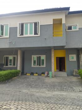 24hrs Serviced 3 Bedroom with Bq, Horizon 2, Ikate Elegushi, Lekki, Lagos, Terraced Duplex for Rent