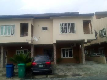 Four Bedroom Corner Piece Terrace Duplex, Phase 4, Lekki Gardens Estate, Ajah, Lagos, Terraced Duplex for Sale