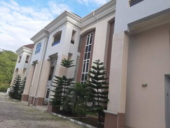 Exceptionally Finished & Serviced 4bedrooms Terrace Duplex with Servant Quarters, Off Aliyu Modibbo Avenue, Guzape District, Abuja, Terraced Duplex for Rent