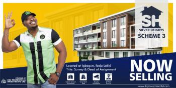 Silver Height Estate, Igbogun Community, Just Few Minutes Drive From La Campaign Tropicana Beach Resort, Folu Ise, Ibeju Lekki, Lagos, Residential Land for Sale