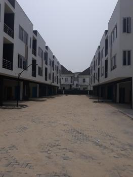 Luxury Newly Built 3 Bedrooms Terrace, By Shoprite, Osapa, Lekki, Lagos, Terraced Duplex for Sale