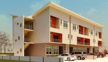 4 Bedroom Terrace Duplex, 2 Mins Away From Nizamiye Turkish Hospital, Jabi, Abuja, Terraced Bungalow for Sale