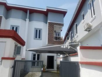 4 Bedroom Semi Detached House with Bq, Orchid Road, Ikota Villa Estate, Lekki, Lagos, Semi-detached Duplex for Sale