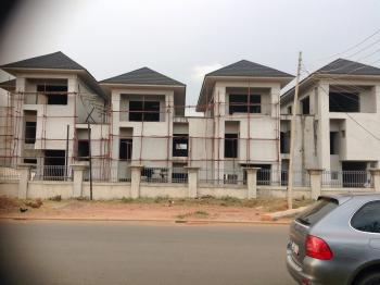 Uncompleted 8 Units Terrace Duplexes, Linda Chalker, Asokoro District, Abuja, Terraced Duplex for Sale