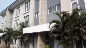 Furnished 4 Bedroom Terraced with Swimming Pool, Gym, Lekki Phase 1, Lekki, Lagos, Terraced Duplex for Rent