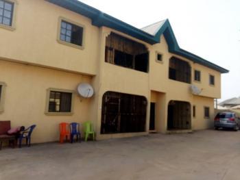 Two Separate Storey Building of 8 Flats, Uti Road, Off Pti Road, Effurun, Warri, Delta, Block of Flats for Sale