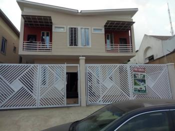 Brand New and Nicely Finished 4 Bedroom Duplex All Rooms En Suite Guests Toilet in The Sitting Room, Allen, Ikeja, Lagos, Semi-detached Duplex for Sale