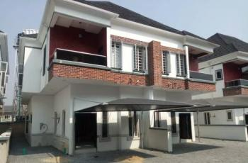 Brand New 4 Bedroom Semi-detached Duplex + Bq, Osapa, Lekki, Lagos, Semi-detached Bungalow for Sale