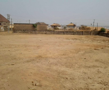 2 Plots of Land at Well Developed Area, Elebu, Oluyole Estate, Ido, Oyo, Mixed-use Land for Sale