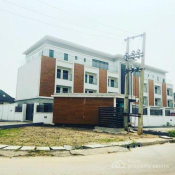 Brand New 6 Units of 4 Bedroom Terraces and 2 Pent Houses, Phase 2, Osborne, Ikoyi, Lagos, Terraced Duplex for Sale