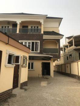 Brand New 5 Bedroom Semi Detached House with 2 Rooms Boys Quarters, Off Mobolaji Bank Anthony Way, Onigbongbo, Maryland, Lagos, Semi-detached Duplex for Sale