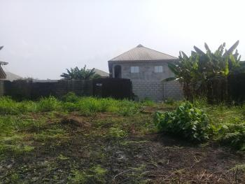 Well Fenced and Gated Plot of Residential Land, Eliopranwo Road, Rumueprikom, Port Harcourt, Rivers, Residential Land for Sale