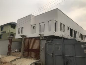 Brand New 5 Bedroom Semi Detached House with 1 Room Boys Quarters, Gbagada, Lagos, Semi-detached Duplex for Sale