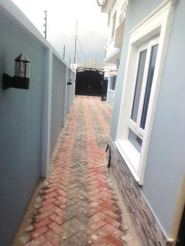 Brand New 2 Bedroom Upstairs, Bucknor Estate, Isolo, Lagos, Flat for Rent