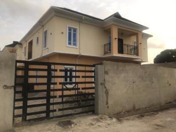 Brand New 5 Bedroom Detached House with 1 Room Boys Quarters, Off Coker Road, Ilupeju Estate, Ilupeju, Lagos, Detached Duplex for Sale