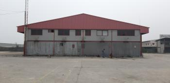 Warehouse and Open Space on 2.5 Acres, Gbagada Industrial Area, Gbagada Phase 1, Gbagada, Lagos, Warehouse for Rent