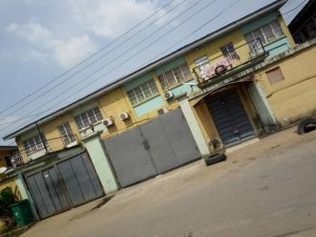 Block of Flats, Oremeji Street, Ilupeju Estate, Ilupeju, Lagos, Block of Flats for Sale