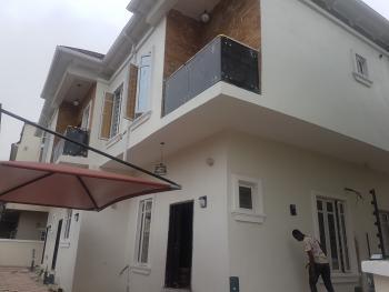 Brand New 4 Bedroom Semi Detached Duplex with Bq, Idado, Lekki, Lagos, Semi-detached Duplex for Rent