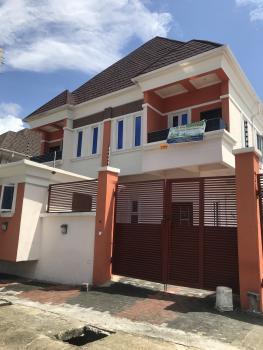 Standard 4 Bedroom Semi Detached Duplex with B.q, Idado, Lekki, Lagos, Semi-detached Duplex for Sale