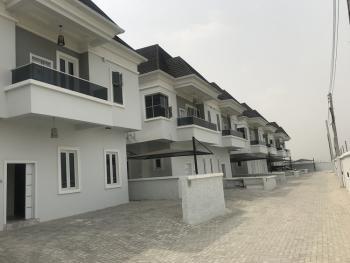 Lovely 4 Bedroom Duplex, Chevron, Lekki, Lagos, Semi-detached Duplex for Rent