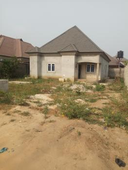 Brand New 3 Bedroom Bungalow on 1 Plot of Land, Sars Rd, Rumuigbo, Port Harcourt, Rivers, Detached Bungalow for Sale