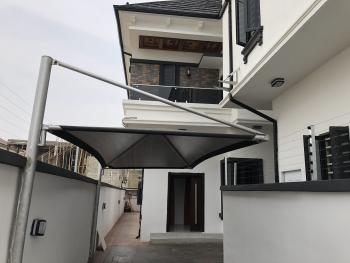 Brand New and Luxury 4 Bedroom Duplex with a Room Bq, Behind Circle Mall, Osapa, Lekki, Lagos, Semi-detached Duplex for Sale