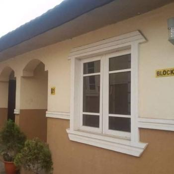 Exquite Self-contained Room and Parlour in a Nice Neighbourhood with 20+hours Security, Alalubosa, Ibadan, Oyo, Mini Flat for Rent