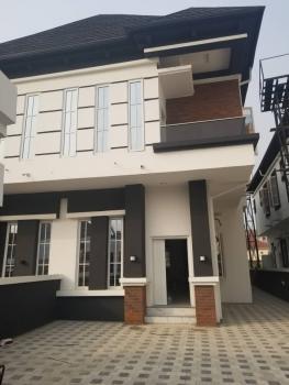 4 Bedroom Semi Detached Duplex with Bq, Chevron Drive, Chevy View Estate, Lekki, Lagos, Semi-detached Bungalow for Sale