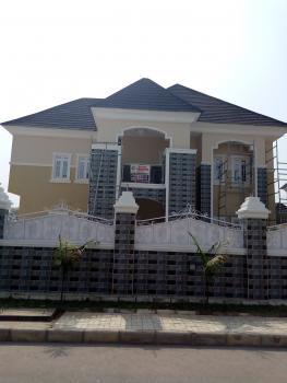Newly Built 5 Bedrooms Duplex, Efab Metropolis, Gwarinpa, Abuja, Detached Duplex for Sale
