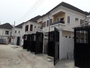 Luxuriously Built  3 Bedroom Duplex, Chevron Alternate, Off Chevron Drive, Chevy View Estate, Lekki, Lagos, Detached Duplex for Sale