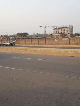 Prime & Premium: Very Large Commercial Landuse, Along Ahmadu Bello Way, By Popular Jahi Junction, Wuse 2, Abuja, Commercial Land for Sale