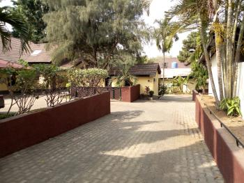 Serviced and Tastefully Finished 4 Bedroom Bungalow with 2 Rooms Bq, Maitama District, Abuja, Detached Bungalow for Rent