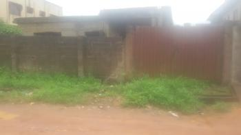 an Uncompleted Building on a Plot of Land, Liasu Road, Idimu, Lagos, Residential Land for Sale