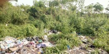 Half Plot of Land, Ogombo, Ajah, Lagos, Residential Land for Sale