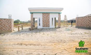 Excellent Serviced Plot in Southern Green Estate, Shortly After The 2nd Lekki Toll Gate, Lafiaji, Lekki, Lagos, Mixed-use Land for Sale