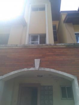 Four Bedroom Terrace Duplex, Close to K City Plaza, Wuse 2, Abuja, Terraced Duplex for Sale