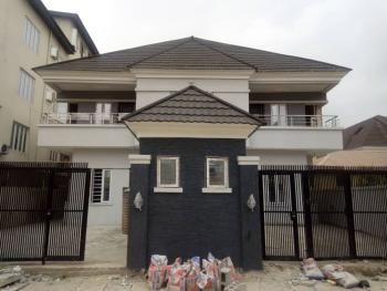 Magnificent 4 Bedroom Luxury Semi Detached Duplex with a  Room Bq in a Serene Environment, Osapa, Lekki, Lagos, Semi-detached Duplex for Sale