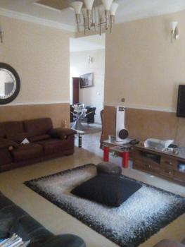 a Tastefully Finished, Serviced & Furnished 3 Bedroom Flat with 1 Room Bq, Jahi, Abuja, Flat for Rent