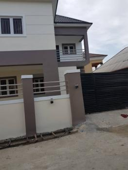 Newly Built 3 Bedroom Detached Duplex, Off Peter Odili Road, Obio-akpor, Rivers, House for Rent