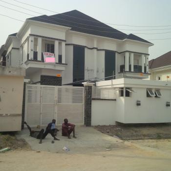Luxury New 4bedroom Semi Detached Duplex Beautifully Finished with Bq, Ikota Villa Estate, Lekki, Lagos, Semi-detached Duplex for Sale