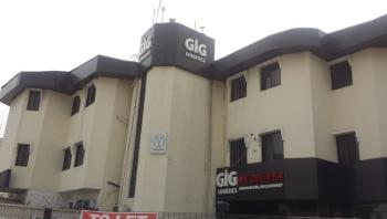 3 Bedroom Flat for Office Space, Admiralty, Lekki Phase 1, Lekki, Lagos, Flat for Rent
