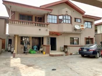 6 Bedroom Terraced Duplex, Ire Akari, Isolo, Lagos, Terraced Duplex for Sale