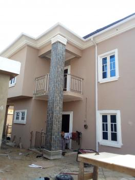 Newly Built 4 Bedroom Duplex, Ago Palace, Isolo, Lagos, Detached Duplex for Rent