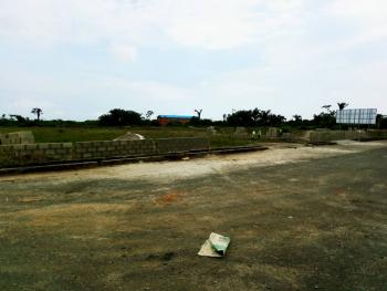 Fenced Estate. No Omonile. It Is Very Dry. It Is Facing The Road. No Hidden Fee. No Agency. Whatsapp Me Now, It Is Facing The Tarred Road By Lacampaign Tropicana Resort, Ibeju Lekki, Lagos, Residential Land for Sale