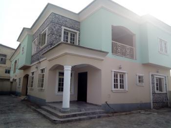 4 Bedroom Duplex, Peninsula Garden Estate, Ajah, Lagos, Semi-detached Duplex for Rent