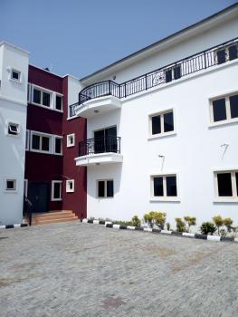 Spacious Service Apartment of 4 Bedroom Paint House, Before Shop Rite, Sangotedo, Ajah, Lagos, Flat for Rent